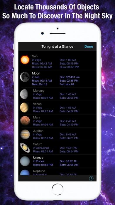 SkySafari screenshot 4