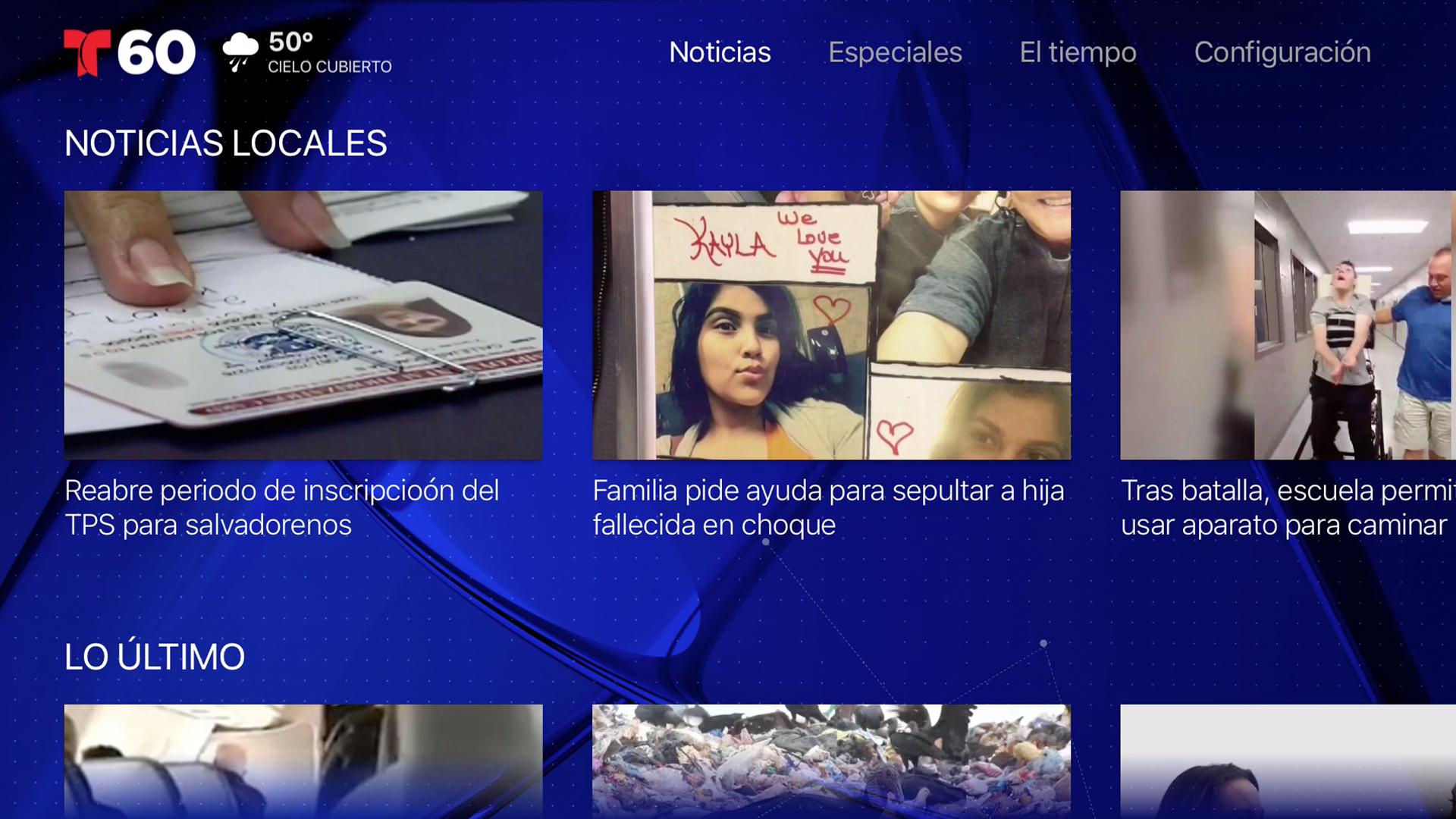Telemundo 60 San Antonio screenshot 15