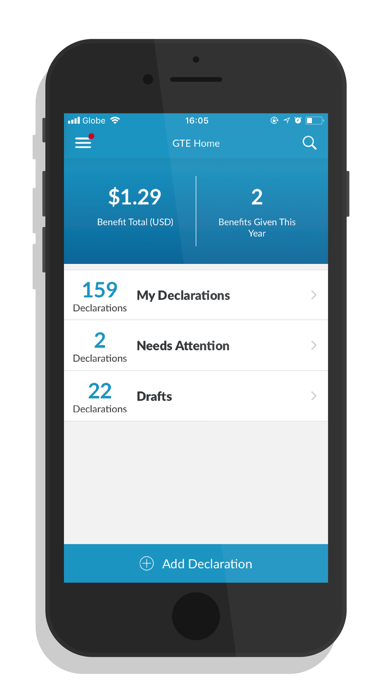 ComplianceDesktop® Mobile screenshot two