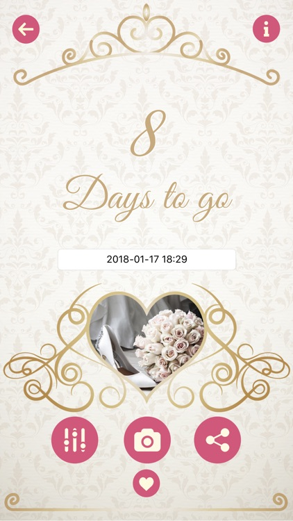 The Royal Wedding Countdown screenshot-1