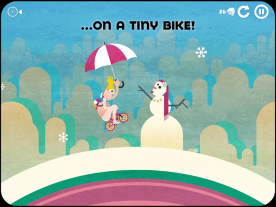 Игра Icycle: On Thin Ice