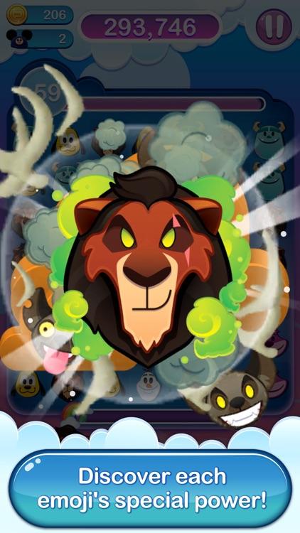 Disney Emoji Blitz – Lion King