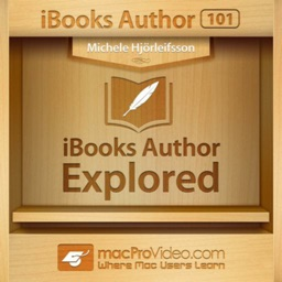 Course for iBooks Author 101