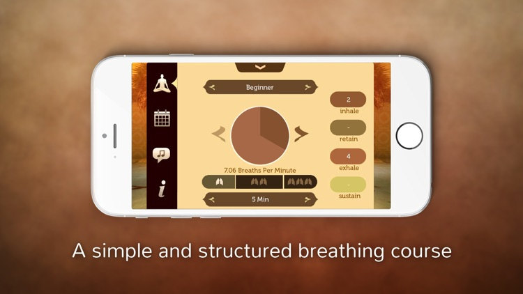 Universal Breathing - Pranayama Lite screenshot-1