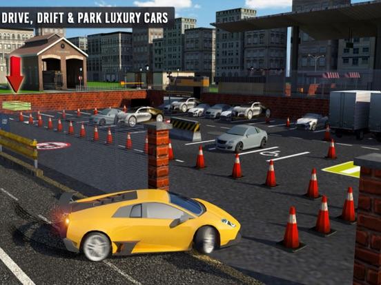 5th Wheel Car Parking Spot 3D-ipad-2