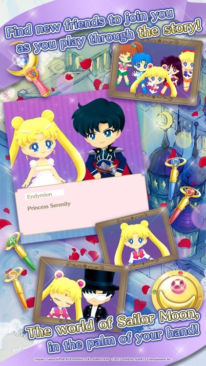 Sailor Moon Drops screenshot-3