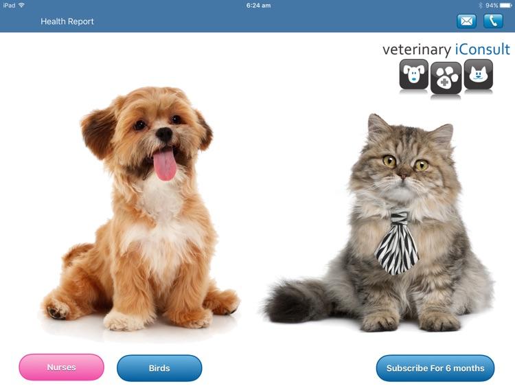 Veterinary iConsult
