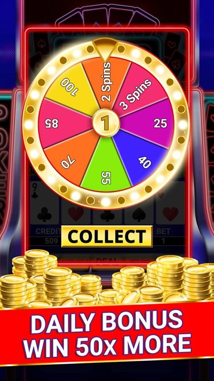 Video Poker : Casino Card Game screenshot-4