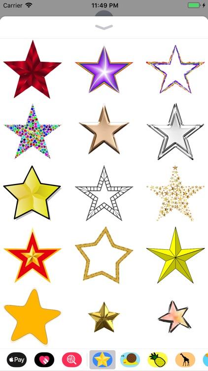 Shining Star Sticker Pack