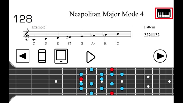 Guitar Scales. screenshot-3