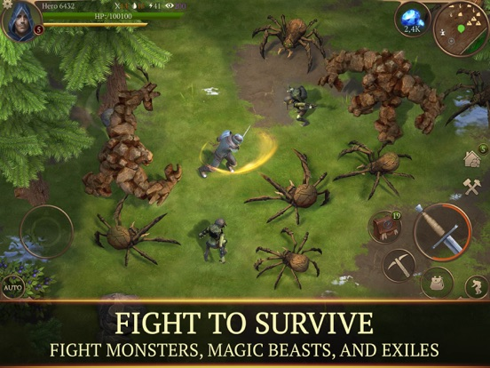 Stormfall: Saga of Survival iPad app afbeelding 4