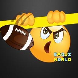 American Football Emoticons 2