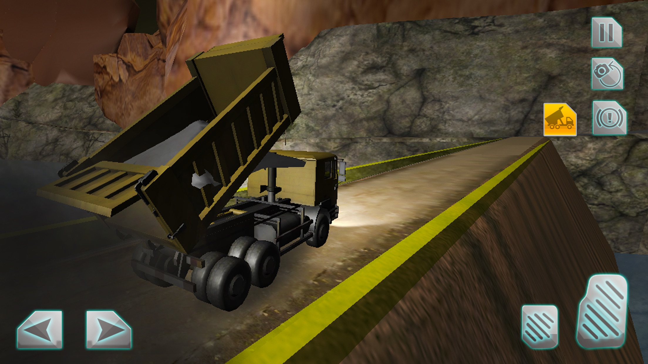 Construction 2016 Simulator Pro Screenshot