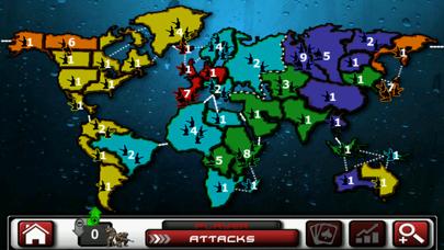 Rise Wars (strategy & risk)Screenshot von 2