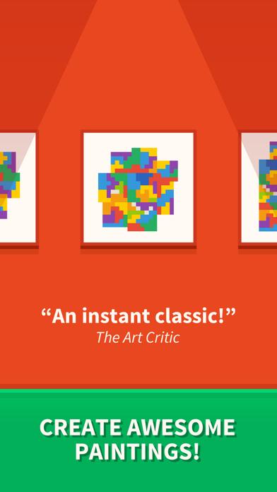ColorFill - Puzzle Masterpiece Screenshot 2