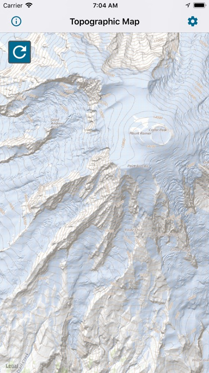 Topographic Maps & Trails screenshot-7