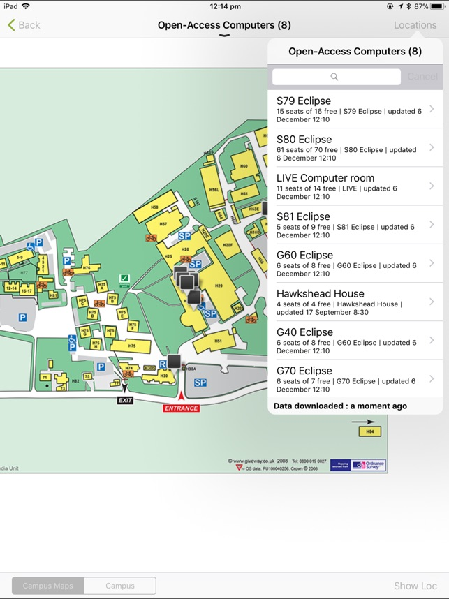 Rvc Campus Map.Rvc Mobile On The App Store