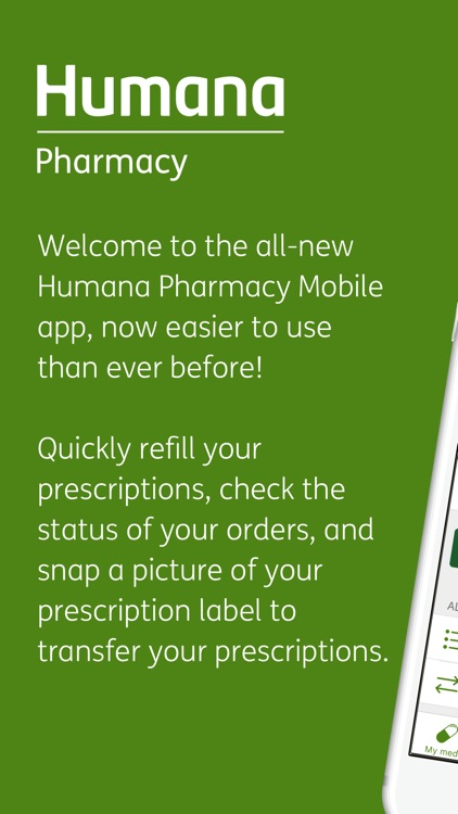 Humana Pharmacy screenshot-0