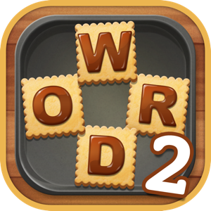 WordCookies Cross app