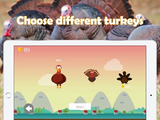 Thanksgiving Jumping Turkey screenshot 7