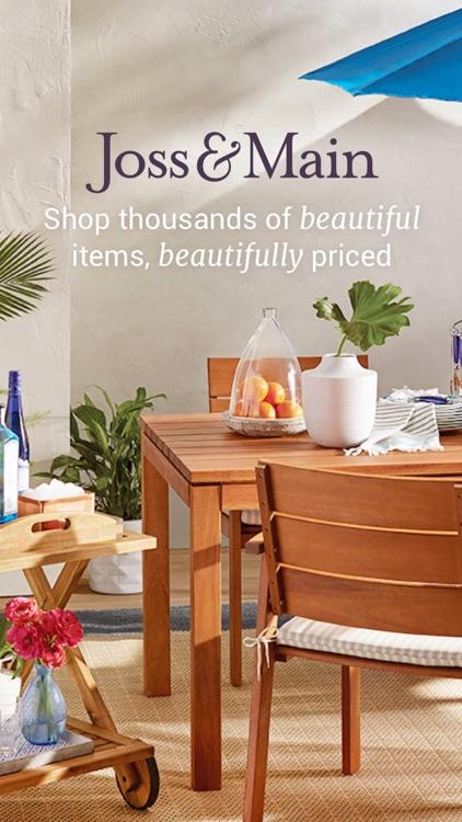Joss & Main – Beautiful Decor, Beautifully Priced