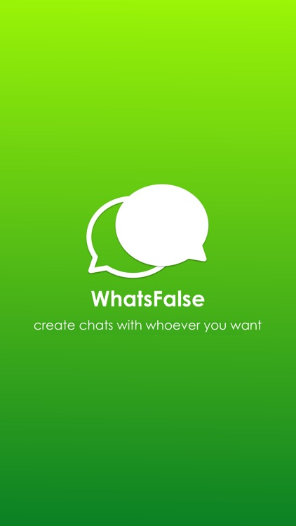 WhatsFalse