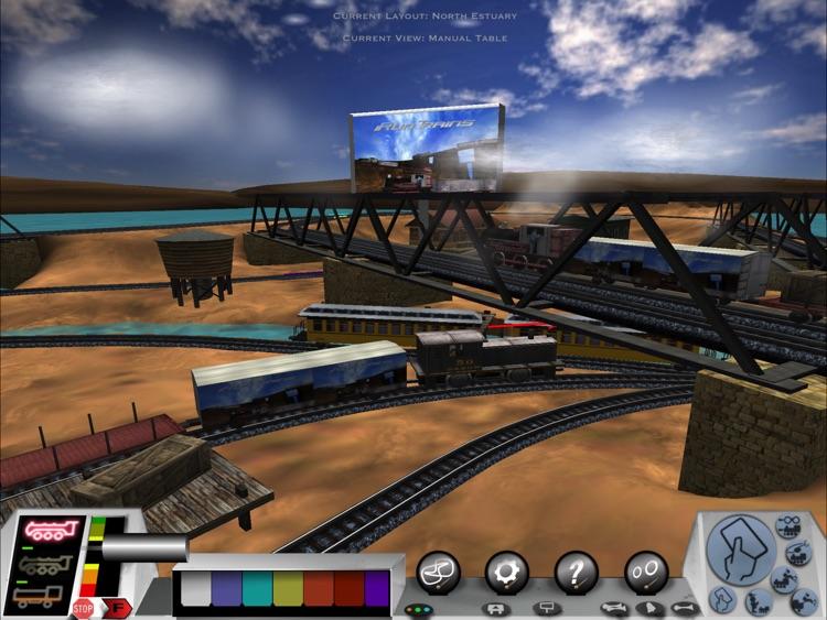 iRunTrains Lite screenshot-3