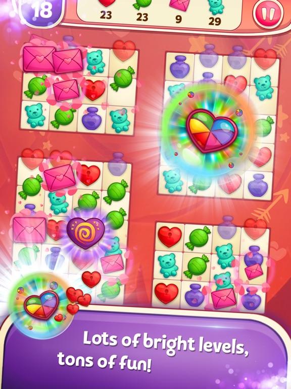 Sweet Hearts Match 3 screenshot 8