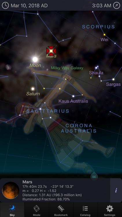 StarMap 3D+ Plus: Sky Guide