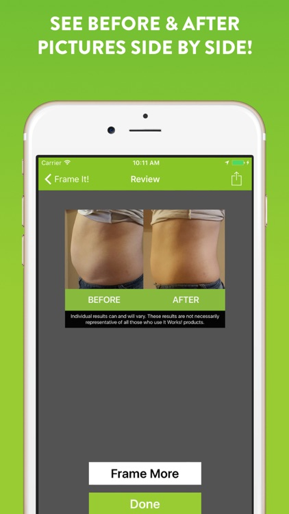 It Works! Wrap App