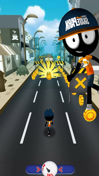 Stickman Surfers screenshot-4