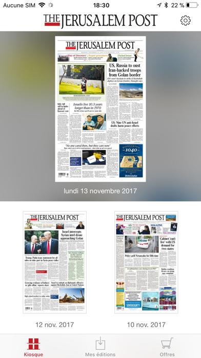 JPOST - Israel News screenshot one