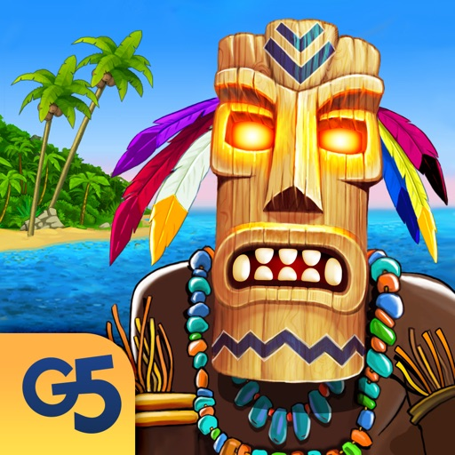 The Island Castaway: Lost World Review