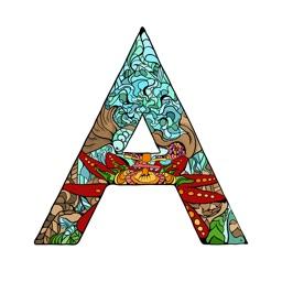 Jeux Coloriage Alphabet.Telecharger Jeux De Coloriage Alphabet Pour Iphone Ipad Sur L App