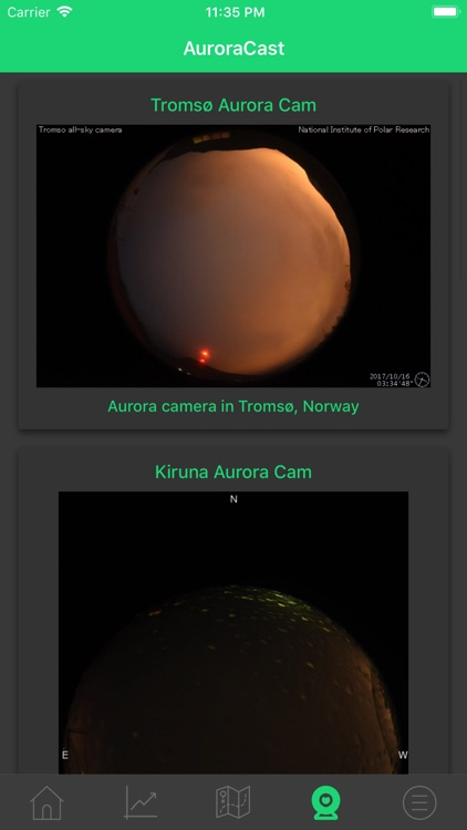 Aurora Borealis Forecast screenshot-3