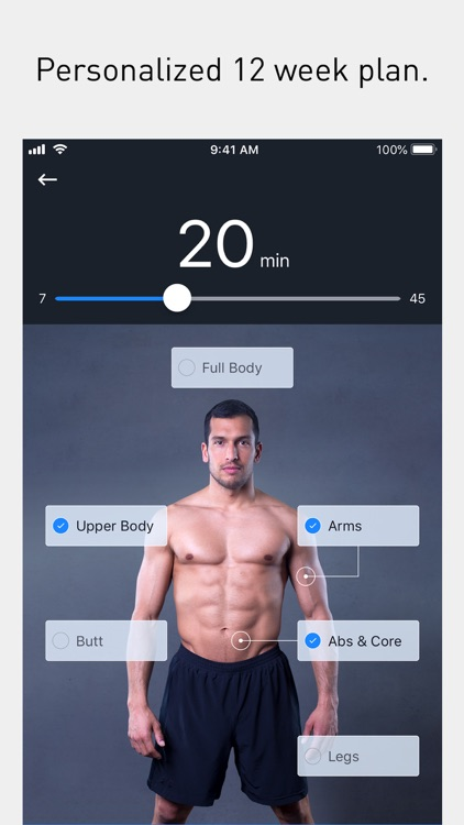 Runtastic Results Bodyweight screenshot-5
