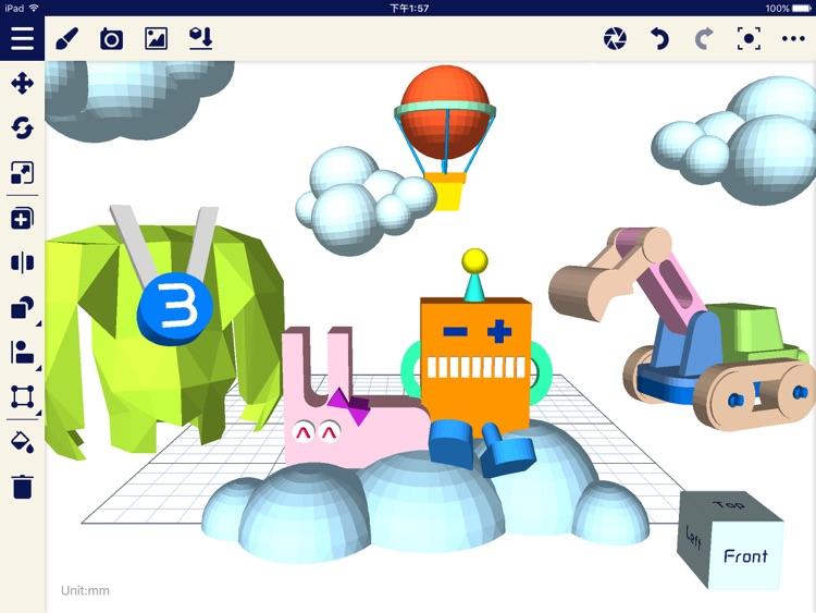 XYZmaker 3DKit - Model Design screenshot-3