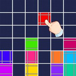 Line Stroke Puzzle Game