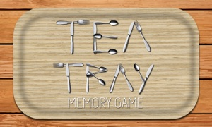 Tea Tray Memory Game