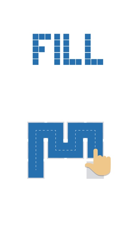 Fill one-line puzzle game screenshot-3