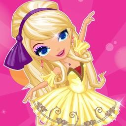 Ballet Dancer -- Dress Up Game