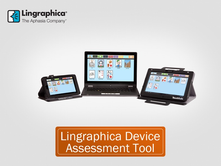 Lingraphica Device Assessment Tool
