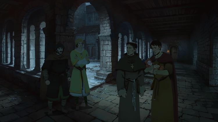 The Pillars of the Earth Game screenshot-4