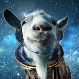Ícone do app Goat Simulator Waste of Space
