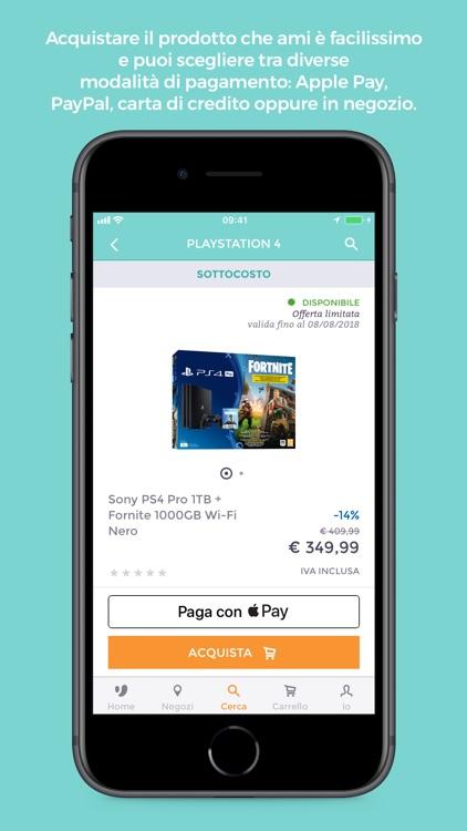Unieuro screenshot-4