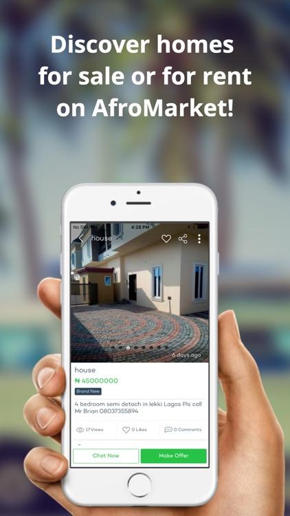 AfroMarket Nigeria: Buy & Sell screenshot-3