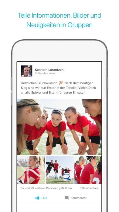 Screenshot for Spond in Germany App Store
