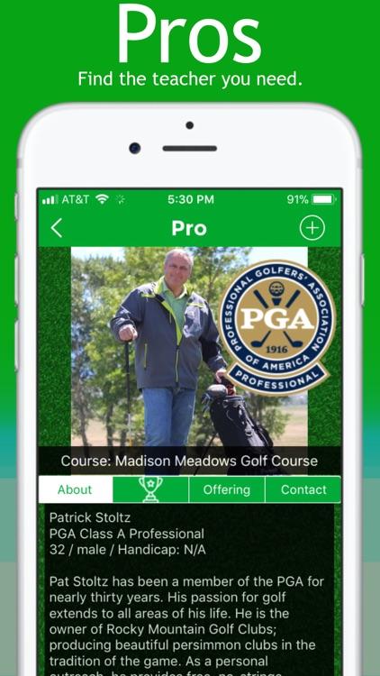 ParTee - Find a Golf Partner