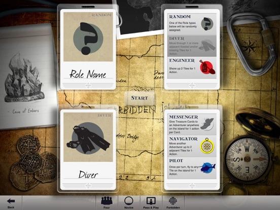 Forbidden Island для iPad