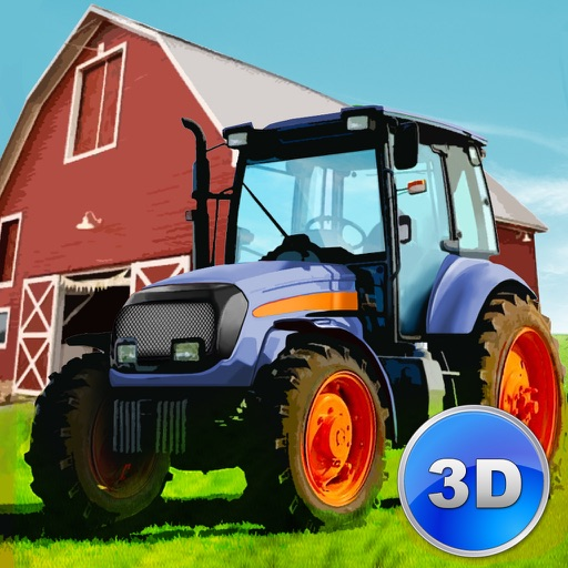 Farm Transport Simulator 3D Full - Drive vehicles, harvest hay!